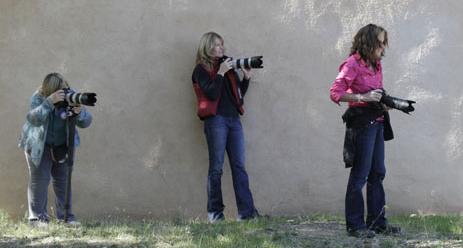 horse photographers--Taos
