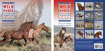 Wild Horse Freedom Federation 2017 Calendar